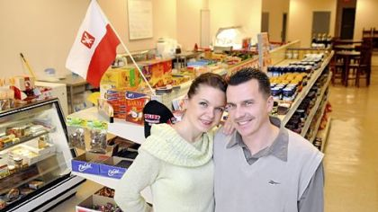 Dorota and Slawomir Pyszkowski have opened S&D Polish Deli at 2204 Penn Ave. in the Strip District.
