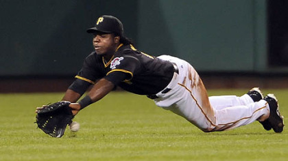The Pirates acquired outfielder Lastings Milledge from the Nationals yesterday.