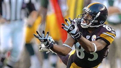 Former Steelers wide receiver Nate Washington returns to Heinz Field with the Titans Thursday.