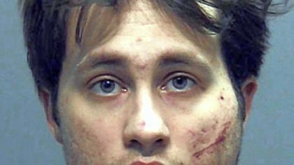 Richard Poplawski in a photo taken in police custody.