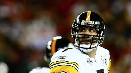 Ben Roethlisberger told Sports Illustrated that he played Super Bowl XLIII with two broken ribs.