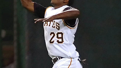 The Pirates dealt outfielder Nyjer Morgan to the Nationals yesterday.