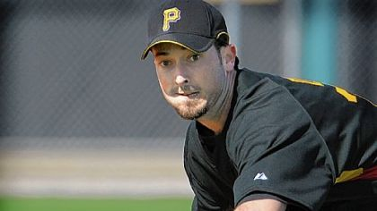 Pirates pitcher Jason Davis is a taxidermist in his spare time.