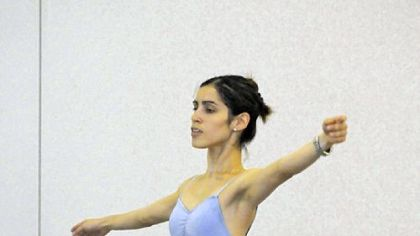 Cynthia Castillo, who was born in Cuba, has joined the Pittsburgh Ballet Theatre.