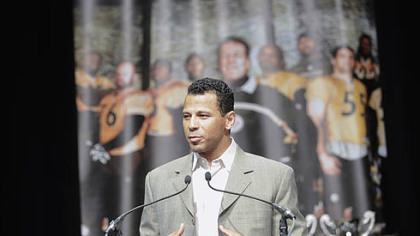 Rod Woodson -- A journey complete