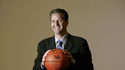 John Calipari -- Next in the line of Rupp
