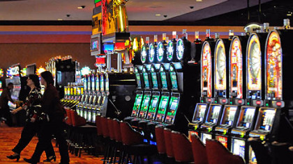 The expanded Meadows Casino now employees 1,000 workers, up from 500 at the temporary facility.