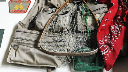 Fishing Supplies on Fly Fishing Gear Used By Local Fishing Legend Chauncy Lively Will Be