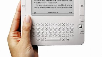 Amazon is set to ship the Kindle 2 to customers beginning on Tuesday. Price tag: $359.