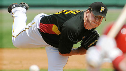 Pirates closer Matt Capps has rededicated himself, ready to deliver on an already promising season.