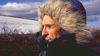 Peter Matthiessen is the author of about 30 books, as well as an explorer, activist and Buddhist monk.