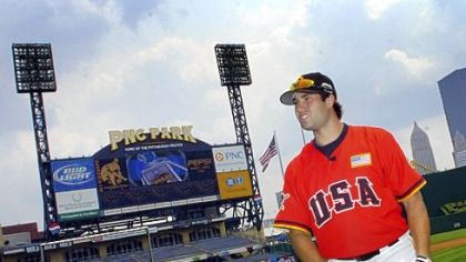 Neil Walker was the Pirates' representative in the Futures Game during the All-Star break in 2006 at PNC Park.