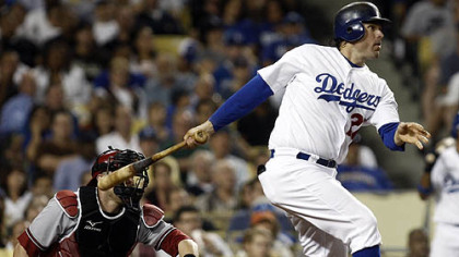 Dodgers first baseman Doug Mientkiewicz was activated off the disabled list.