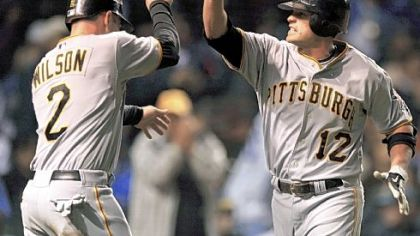 The Pirates offered contract extensions to shortstop Jack Wilson and second baseman Freddy Sanchez.