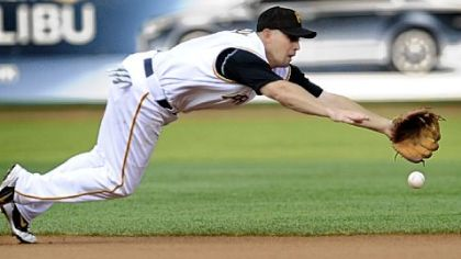 The Pirates have put contract talks with shortstop Jack Wilson on hold.