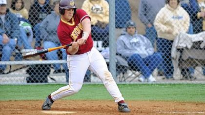 Pat Trettel, a North Allegheny High School graduate, slugged 15 home runs this season for Seton Hill University.