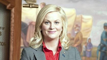 "Amy Poehler is in charge of the ""Parks,"" a comedy shot in mockumentary style."
