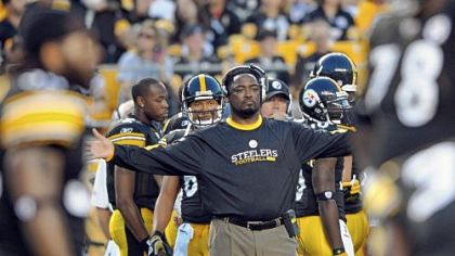 Mike Tomlin is 25-11 including the postseason in his first two years as head coach.