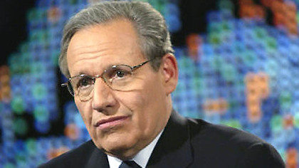 Bob Woodward will speak at Heinz Hall Wednesday.