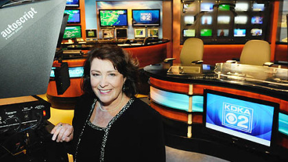 """Our role is not to alarm our viewers, it is to inform our viewers,"" says KDKA-TV news director Coleen Marren"