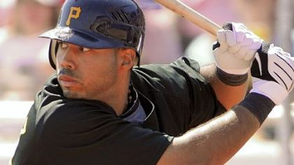 Pedro Alvarez welcomes the high expectations people have of him.