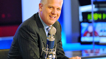 Glenn Beck on the Fox News Channel.