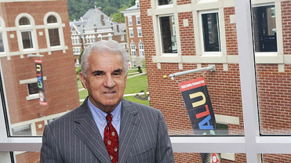 Dr. Angelo Armenti Jr. is president of California University of Pennsylvania, where enrollment has risen sharply over the last decade.