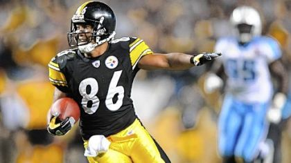 "Hines Ward insists the Steelers will stick to their running game. ""It's just a matter of working at it,"" he says."