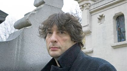 Author Neil Gaiman&#039;s &quot;Coraline&quot; saga has gone from book to film, and the stage will be next. His &quot;Graveyard Book&quot; will also be made into a movie.