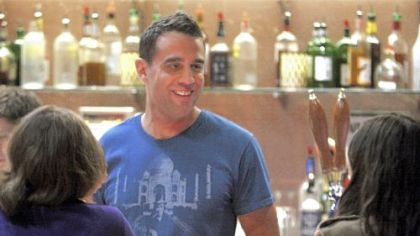 Trevor Pierce, played by Bobby Cannavale, believes he&#039;s the god of love in &quot;Cupid,&quot; a remake of an earlier ABC series.