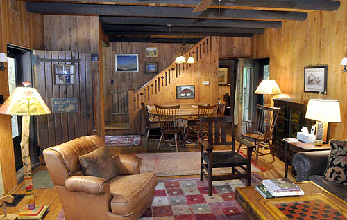 Ligonier home tour features welcoming rustic refuge - Pittsburgh Post-