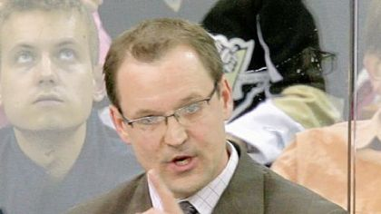 Penguins coach Dan Bylsma