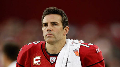 Quarterback Kurt Warner