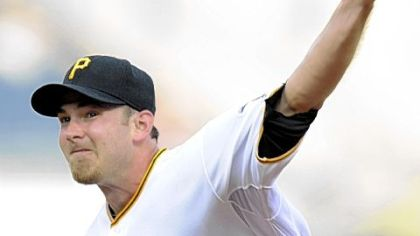 Zach Duke scattered eight hits in seven innings vs. the Mets last night at PNC Park. Of greater note, he gave up just one run.
