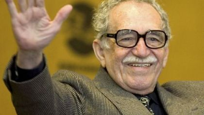 Colombian writer Gabriel Garcia Marquez in 2007.