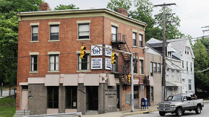 Dwelling House, with its office in the Hill District, reported a loss of $47,000 in March 2008, which spiraled to a loss of $1.8 million by March 2009.