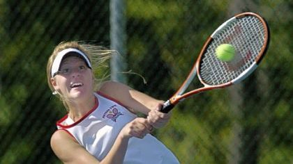 Peters Township High graduate Allison Riske will give pro tennis a shot.