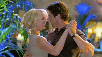Katherine Heigl and Gerard Butler find chemistry in the romantic comedy &quot;The Ugly Truth.: