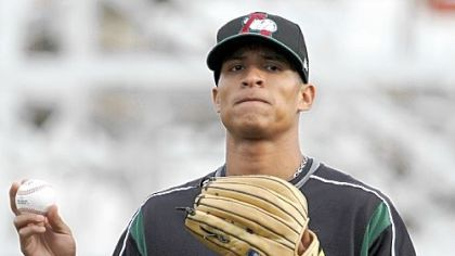 Pirates prospect Gorkys Hernandez on the chance he could compete for the Pirates&#039; center field job with Andrew McCutchen: &quot;It will be a good competition.&quot;