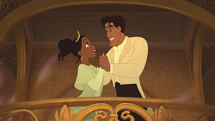 &quot;The Princess and the Frog&quot;