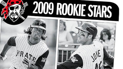 2009 Rookie Stars: Andrew McCutchen and Garrett Jones