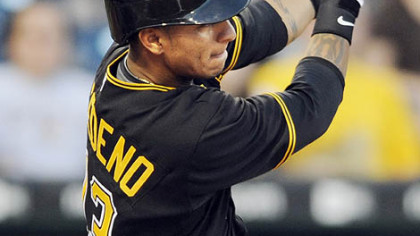 Ronny Cedeno hit .258 with five homers and 21 RBIs after being acquired at midseason.