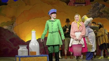 """Brundibar"" a children's opera originally performed by the children of Theresienstadt concentration camp, will be part of the Light/Holocaust & Humanity Project."