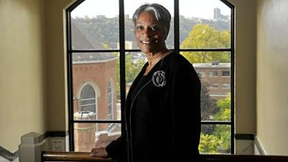Dr. Arnetha Ball of Duquesne and Stanford universities
