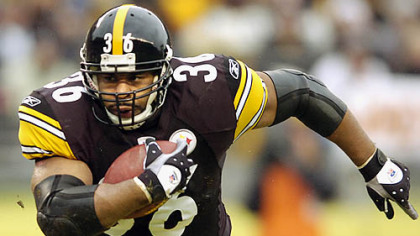 Jerome Bettis recently criticized the Steelers.