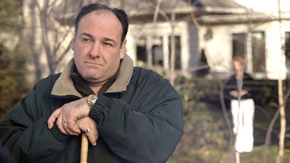 James Gandolfini portrayed Tony Soprano in &quot;The Sopranos,&quot; a show Post-Gazette TV editor Rob Owen considers the best of the past 10 years.