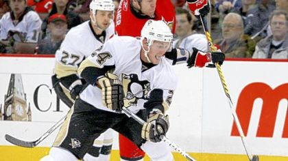 Penguins forward Matt Cooke has 101 career goals.