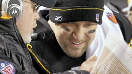 Ben Roethlisberger and Bruce Arians have taken a lot of heat from fans for the Steelers' lack of scoring against the Bengals.