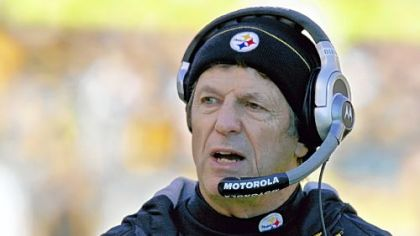 "Steelers defensive coordinator Dick LeBeau, ""I think we have the potential to become a very, very good defense."""