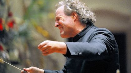 Manfred Honeck and Pittsburgh Symphony Orchestra musicians captured Mahler's Symphony No. 2 at Heinz Hall in June.